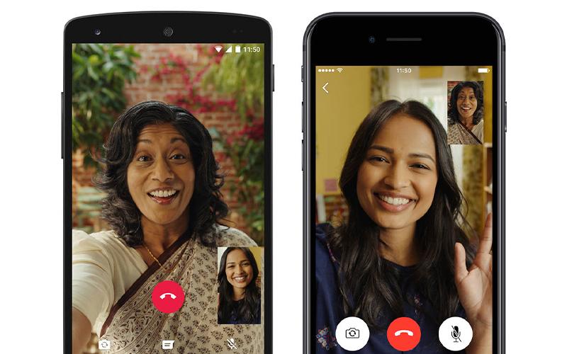 group video calling app