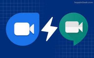 google meet vs duo