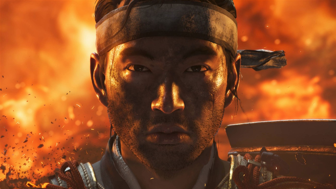 Ghost Of Tsushima Wallpapers