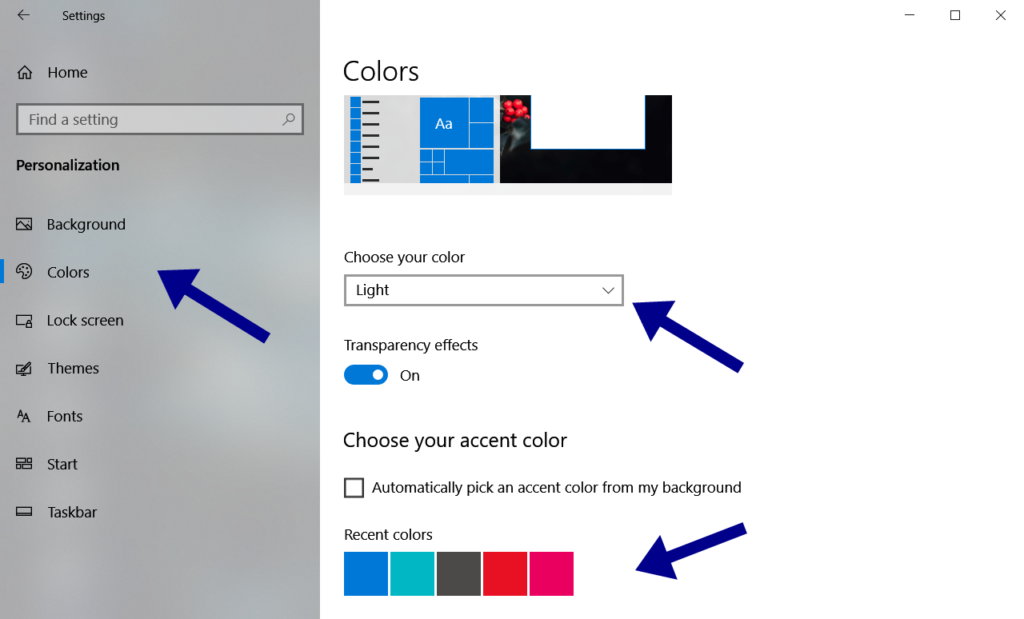 Reset Display Settings Windows 10, Reset Display Settings to Default