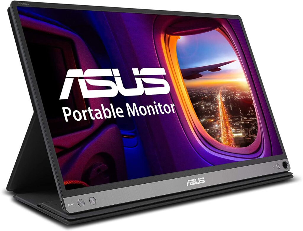 best portable monitor for laptop, portable Monitor
