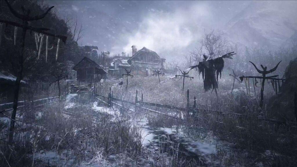 Resident Evil Village Wallpapers 4k, Resident Evil Village Wallpapers, Resident Evil Village